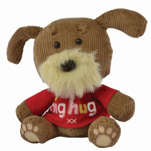 Lots of Woof - 8'' Soft Toy Dog - A Big Hug